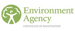 Environmental Agency Certificate