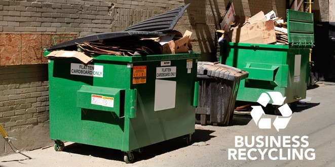 Business Waste Recycling